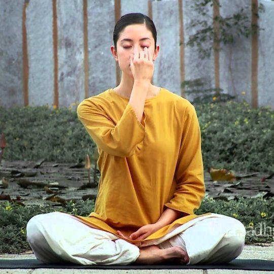 Isha Upa-yoga Nadi Shuddhi